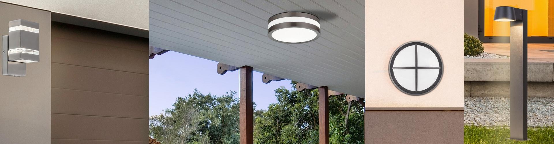 Lampi cu senzor de miscare